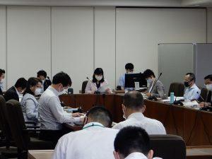 福祉環境委員会の終わり